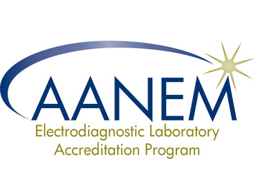 American Academy of Neuromuscular and Electrodiagnostic Medicine Logo