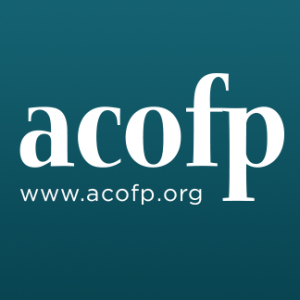 American College of Osteopathic Family Physicians Logo - Green
