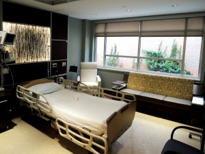 Beacon Surgical Recovery Room