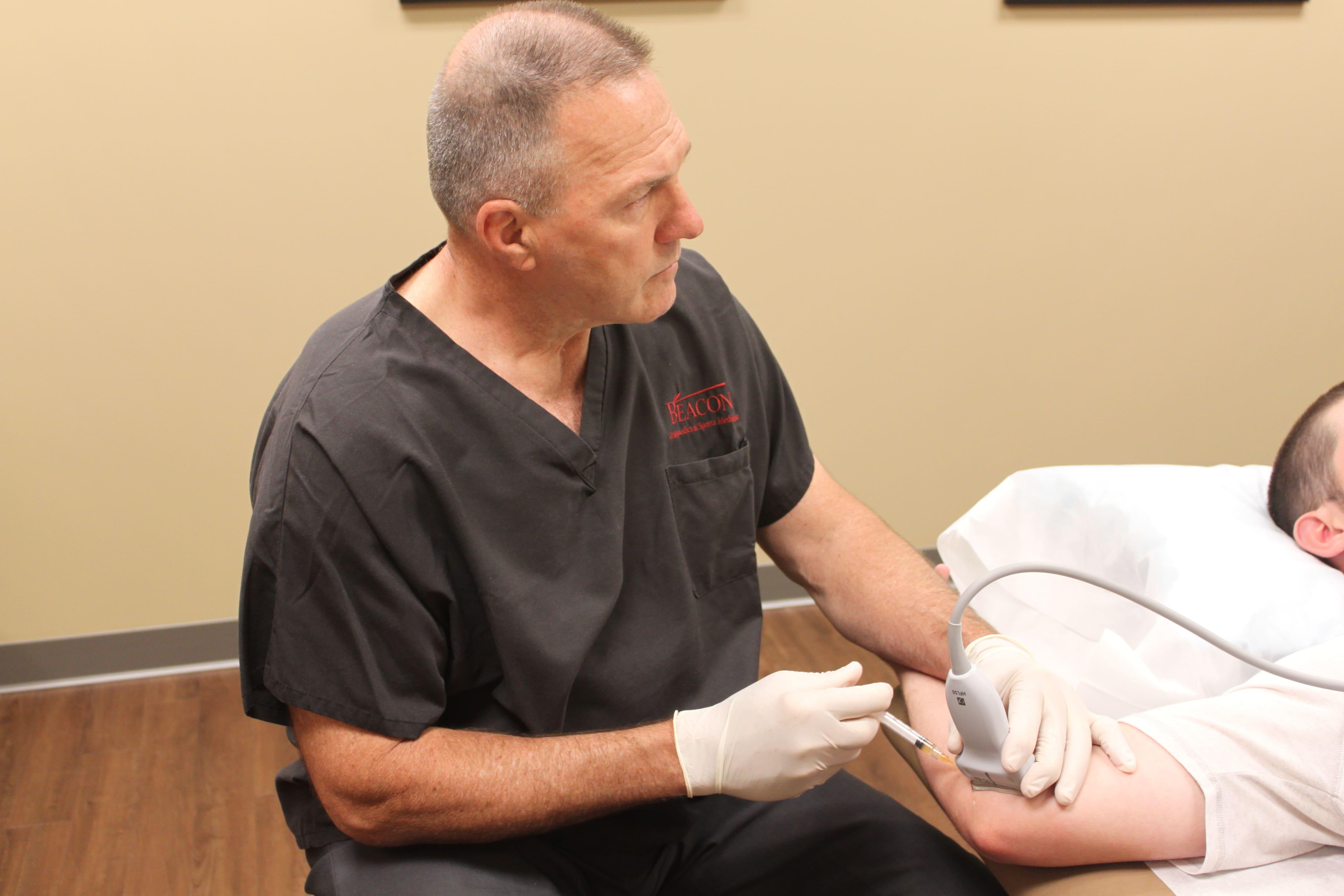 Dr. Henry Stiene Beacon Orthopaedics