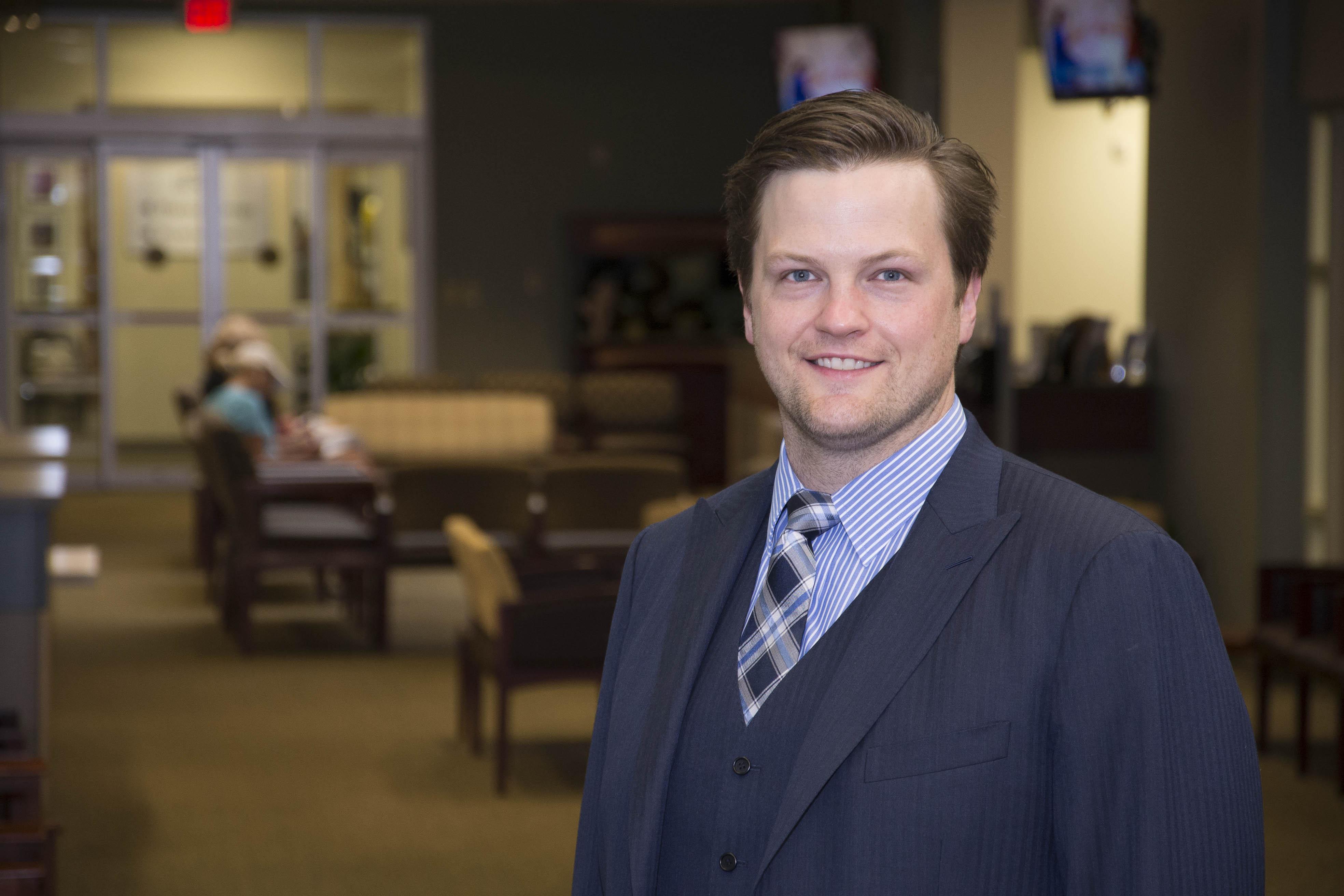 Dr. Michael Planalp