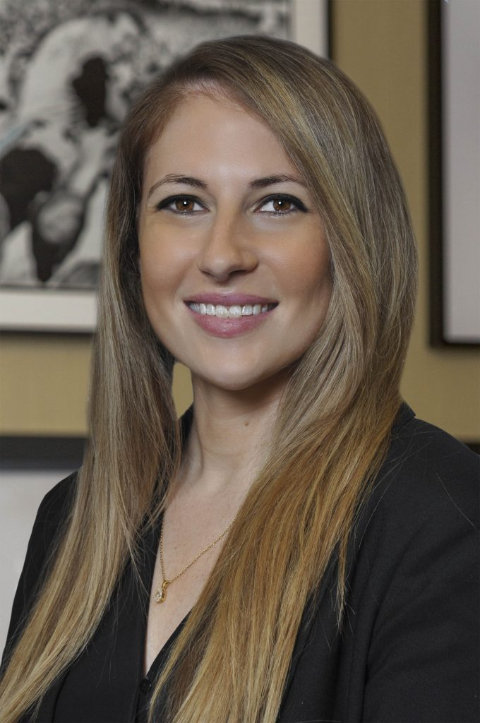 Dr. Nicole Goddard Headshot