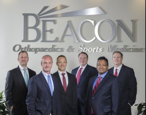 Beacon physicians treat musculoskeletal injuries