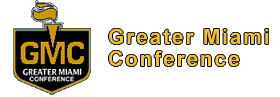Greater Miami Conference athletics Logo