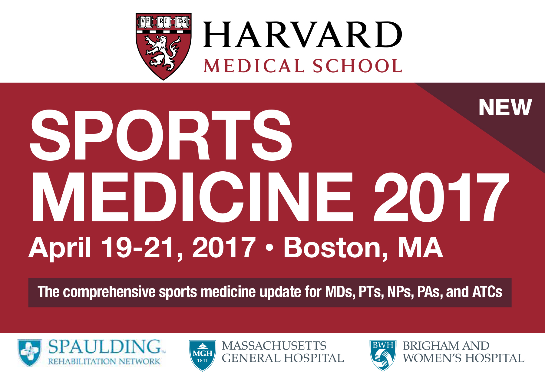 Harvard Sports Medicine Update 2017