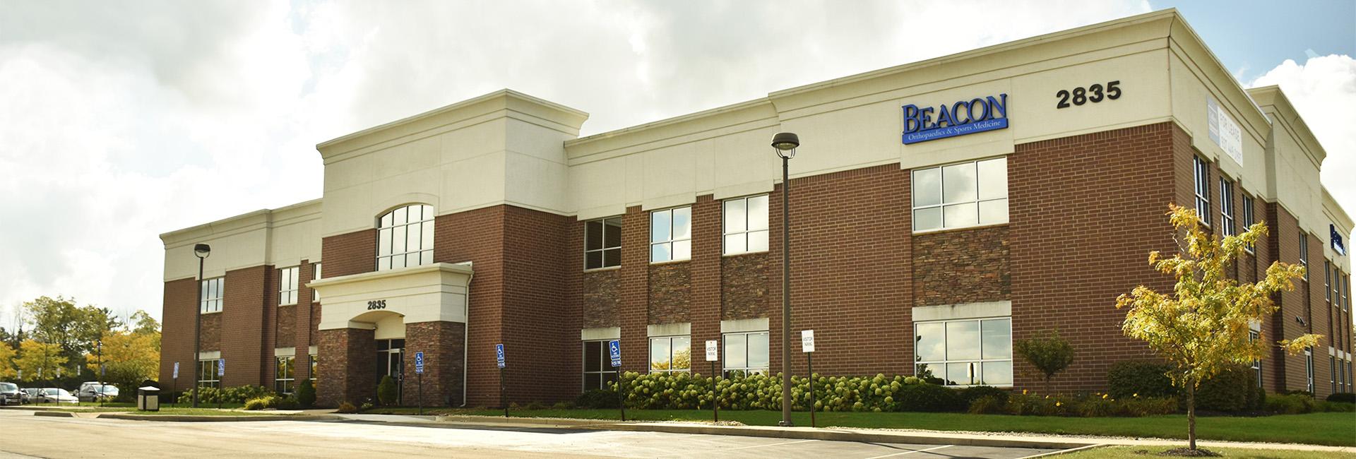 Miamisburg (Dayton)   Beacon Orthopaedics & Sports Medicine