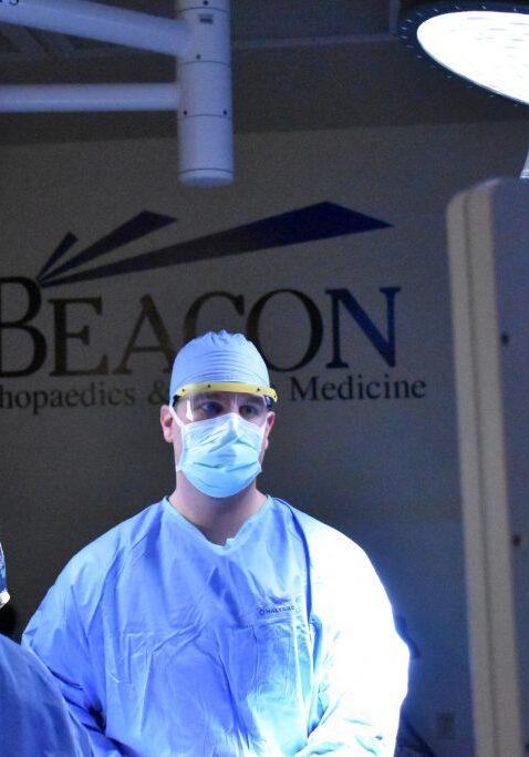 Arthroscopic surgery sports medicine